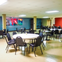 Lunch or Event Room